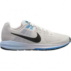 Nike Buty Do Biegania Damskie Air Zoom Structure 21 Running Shoe, 38,5. Szare obuwie sportowe damskie Nike, z materiału. Za 539.00 zł.