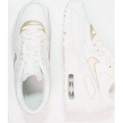 Nike Sportswear AIR MAX 90 Tenisówki i Trampki summit white/metallic gold star - 2