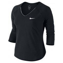 Nike Koszulka Tenisowa W Nkct Top Pure 3qt M. Czarne koszulki sportowe damskie Nike. W wyprzedaży za 179.00 zł.