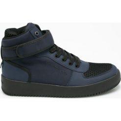 Calvin Klein Jeans - Buty. Czarne buty sportowe męskie Calvin Klein Jeans, z gumy. W wyprzedaży za 399.90 zł.