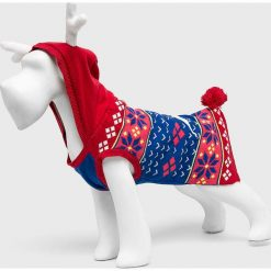 Medicine - Sweter dla psa XMASS. Szare swetry damskie MEDICINE, z bawełny. Za 59.90 zł.