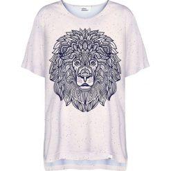 Colour Pleasure Koszulka CP-033  210 ecru r. uniwersalny. Bluzki damskie Colour Pleasure. Za 76.57 zł.