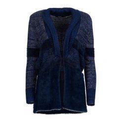 Desigual Sweter Damski Jane M Niebieski. Niebieskie swetry damskie Desigual. W wyprzedaży za 359.00 zł.