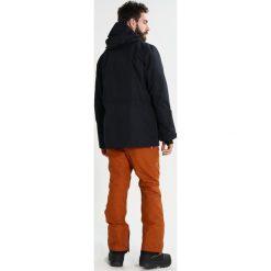 DC Shoes SUMMIT Kurtka snowboardowa black. Kurtki snowboardowe męskie DC Shoes, z materiału. W wyprzedaży za 980.10 zł.