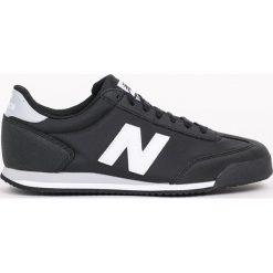 New Balance - Buty ML370BLW. Czarne buty sportowe męskie New Balance, z gumy. Za 299.90 zł.