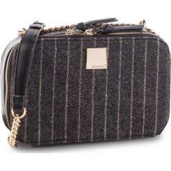 Torebka MONNARI - BAG3810-020 Black. Czarne torebki do ręki damskie Monnari, z materiału. W wyprzedaży za 159.00 zł.
