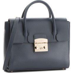 Torebka FURLA - Metropolis 978183 B BGX6 ARE Ardesia e. Niebieskie torebki do ręki damskie Furla, ze skóry. Za 1,655.00 zł.