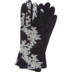 Rękawiczki damskie 47-6-108-1. Czarne rękawiczki damskie Wittchen, z wełny. Za 69.00 zł.