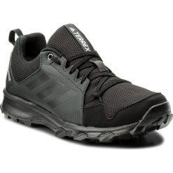 Buty adidas - Terrex Tracerocker Gtx GORE-TEX CM7593  Cblack/Carbon. Czarne buty sportowe męskie Adidas, z gore-texu. W wyprzedaży za 339.00 zł.