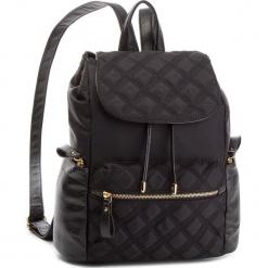 Plecak JENNY FAIRY - RC11426 Black. Czarne plecaki damskie Jenny Fairy, z materiału, eleganckie. Za 119.99 zł.