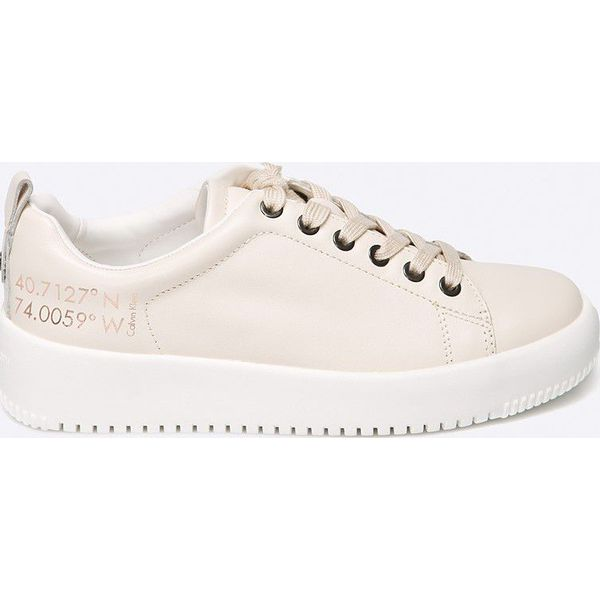 42775ac7f1980 Calvin Klein Jeans - Buty Dalila - Obuwie sportowe damskie marki ...
