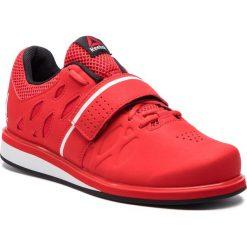 Buty Reebok - Lifter Pr BD1608  Red/Black/White. Czerwone buty sportowe męskie Reebok, z materiału. Za 379.00 zł.