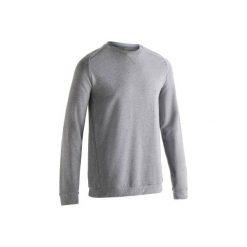 Bluza 500 Gym. Niebieskie bluzy męskie DOMYOS. Za 44.99 zł.