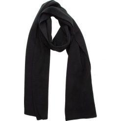 Szal EA7 EMPORIO ARMANI - 275807 8A303 00020 Black. Szare szaliki i chusty damskie marki Giacomo Conti, na zimę, z tkaniny. W wyprzedaży za 239.00 zł.