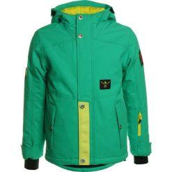 Chiemsee Kurtka snowboardowa vivid green. Kurtki i płaszcze dla chłopców Chiemsee, z materiału. W wyprzedaży za 494.10 zł.