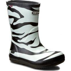 Kalosze VIKING - Classic Indie Zebra 1-14200-201 Black/White. Kalosze dziewczęce Viking. W wyprzedaży za 129.00 zł.