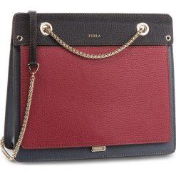 Torebka FURLA - Like 981808 B BQA2 AHC Ardesia e/Ciliegia. Niebieskie torebki do ręki damskie Furla, ze skóry. Za 1,610.00 zł.