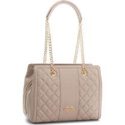 Torebka LOVE MOSCHINO - JC4006PP16LA0108 Tortora. Brązowe torby na ramię damskie Love Moschino. W wyprzedaży za 769.00 zł.