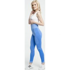 Gym Hero - Legginsy Baby Blue. Legginsy damskie Gym Hero, z dzianiny. Za 189.90 zł.