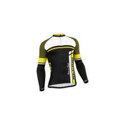 Bluza rowerowa męska FDX Cycling Thermal Long Sleeve Jersey M. Czarne bluzy męskie FDX, z jersey. Za 219.90 zł.