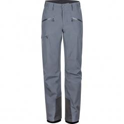 """Spodnie narciarskie """"Lightray"""" w kolorze szarym. Spodnie snowboardowe męskie marki WED'ZE. W wyprzedaży za 591.95 zł."""