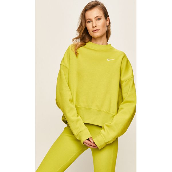 nike sportswear bluza yellow