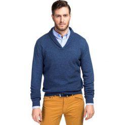 Sweter GERALDO SWNR000155. Swetry przez głowę męskie marki Giacomo Conti. Za 229.00 zł.