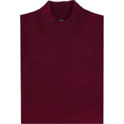 Sweter OTTAVIO SWT000042. Brązowe swetry przez głowę męskie Giacomo Conti, z wełny. Za 199.00 zł.