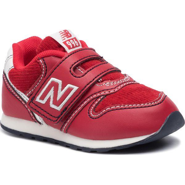 najnowsza zniżka sklep internetowy Hurt Sneakersy NEW BALANCE - IZ996BA Czerwony