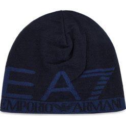 Czapka EA7 EMPORIO ARMANI - 275560 8A301 02836 M Dark Blue. Szare czapki i kapelusze męskie marki Giacomo Conti, na zimę, z tkaniny. W wyprzedaży za 179.00 zł.