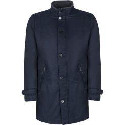 Płaszcz BORIS PSGS000075. Brązowe płaszcze męskie Giacomo Conti, z bawełny, młodzieżowe. Za 599.00 zł.