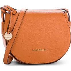 Torebka COCCINELLE - DF8 Clementine E1 DF8 15 02 01 Flash Orange R12. Brązowe listonoszki damskie Coccinelle, ze skóry. Za 999.90 zł.