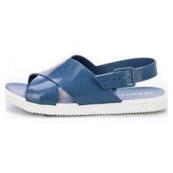 Zaxy Sandały Damskie Match Sand 37, Ciemny Niebieski. Niebieskie sandały damskie Zaxy. W wyprzedaży za 109.00 zł.