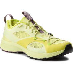 Buty ARC'TERYX - Norvan Vt W 069667-353635 G0 Lumen Lime/Lavender Stone. Żółte obuwie sportowe damskie Arc'teryx, z materiału. W wyprzedaży za 449.00 zł.