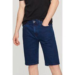Jeansowe szorty - Niebieski. Jeansy dla chłopców marki 4F JUNIOR. W wyprzedaży za 59.99 zł.