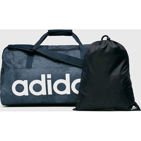 79e714573cba1 adidas Performance - Torba - Szare torby sportowe męskie marki ...