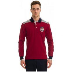 Galvanni Koszulka Polo Męska Angola M, Czerwony. Koszulki polo męskie marki INESIS. W wyprzedaży za 279.00 zł.