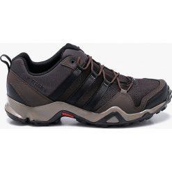 Adidas Performance - Buty Terrex Ax2r. Czarne trekkingi męskie adidas Performance, z materiału. Za 399.90 zł.