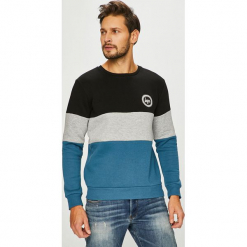 Hype - Bluza. Szare bluzy męskie Hype, z bawełny. Za 189.90 zł.