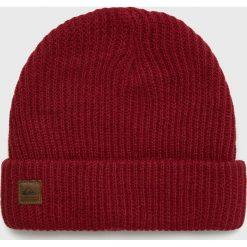 Quiksilver - Czapka. Brązowe czapki i kapelusze męskie Quiksilver. W wyprzedaży za 99.90 zł.