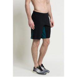 Adidas Performance - Szorty. Szare krótkie spodenki sportowe męskie adidas Performance, z elastanu. W wyprzedaży za 99.90 zł.