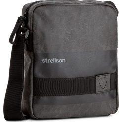 Saszetka STRELLSON - Finchley 4010002288 Dark Grey 802. Szare saszetki męskie Strellson, z materiału, młodzieżowe. Za 209.00 zł.