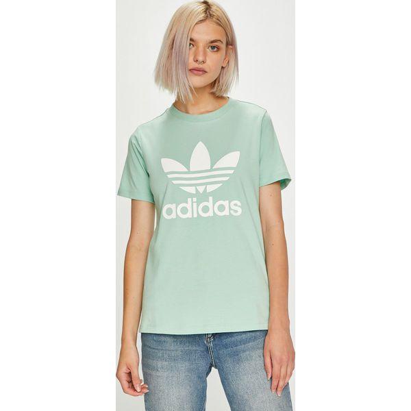 5e33afac5 adidas Originals - Top - Topy damskie marki adidas Originals. W ...