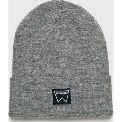 Wrangler - Czapka. Szare czapki i kapelusze męskie Wrangler. Za 79.90 zł.