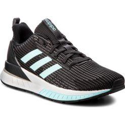 Buty adidas - Questar Tnd W DB1297 Carbon/Claqua/Cblack. Czarne obuwie sportowe damskie Adidas, z materiału. W wyprzedaży za 269.00 zł.