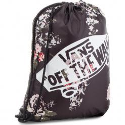 Plecak VANS - Benched Bag VN000SUFEA1 Chambray Floral. Czarne plecaki damskie Vans, z materiału, sportowe. Za 59.00 zł.