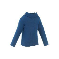 Koszulka Simple Warm. Niebieskie t-shirty i topy dla dziewczynek WED'ZE. Za 14.99 zł.