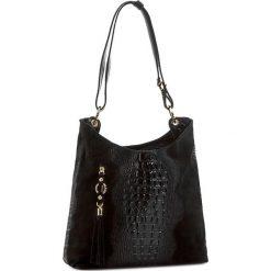 09f068a7094ec Czarne torebki do ręki damskie marki Creole - Kolekcja wiosna 2019 ...