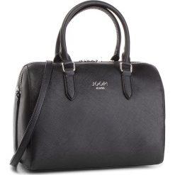 Torebka JOOP! - Saffiano Jeans 4140004081 Black 900. Czarne torebki do ręki damskie JOOP!, z jeansu. Za 779.00 zł.