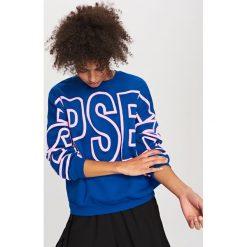 Bluza z nadrukiem - Niebieski. Niebieskie bluzy dla chłopców Reserved, z nadrukiem. Za 79.99 zł.